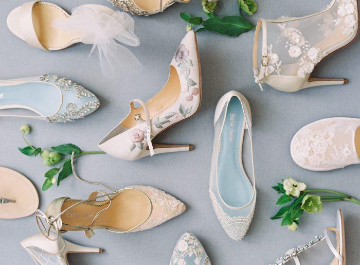 gelin ayakkabısı trendleri